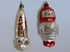 Soviet Cosmonaut & Rocket