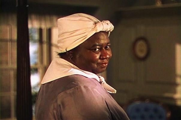 McDaniel as Mammy