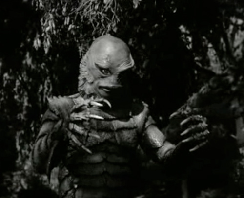 The Creature, scarier after dark