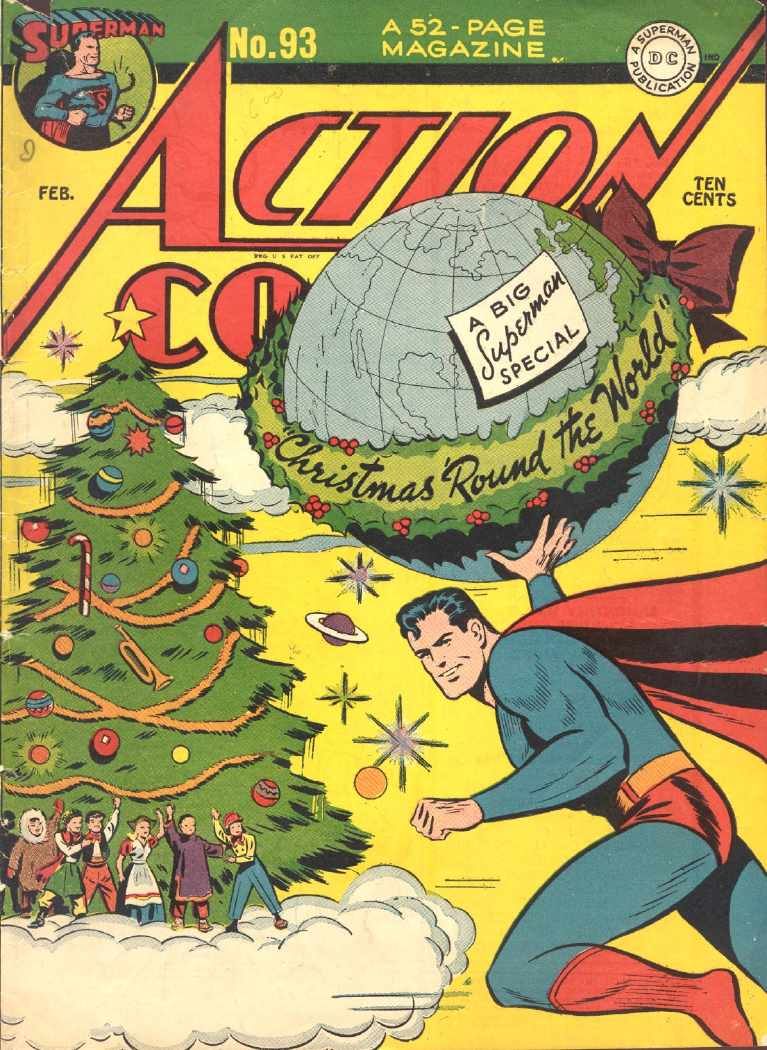 Action Comics No. 93, February, 1946